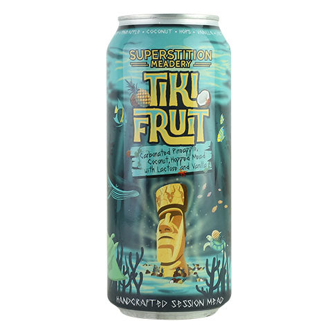 Superstition Tiki Fruit Mead