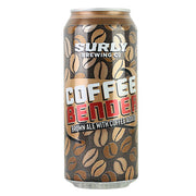 Surly Coffee Bender Brown Ale with Coffee