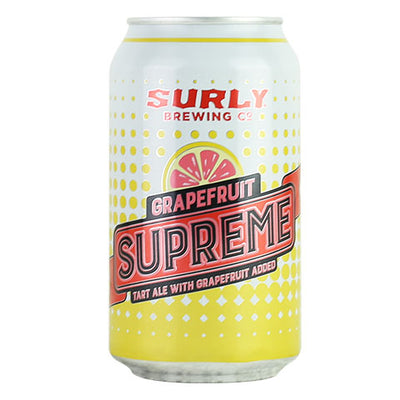 Surly Grapefruit Supreme Sour