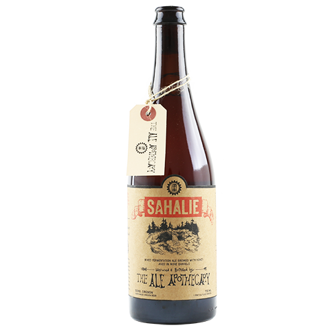 The Ale Apothecary Sahalie Wild Ale Aged in Wine Barrels
