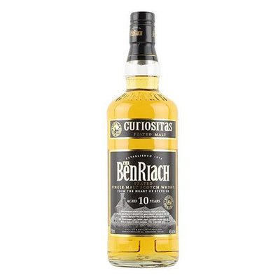 the-benriach-curiositas-10-year-old-whisky