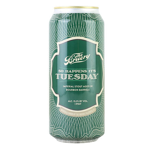 The Bruery So Happens It's Tuesday (2020)