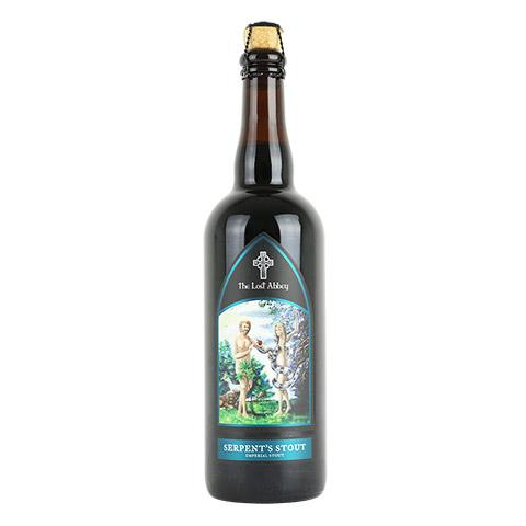 The Lost Abbey Serpent's Stout
