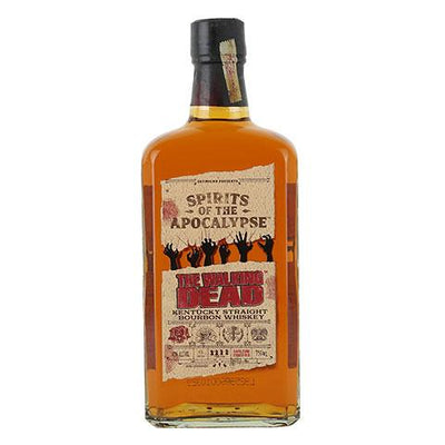 The Walking Dead Kentucky Straight Bourbon Whiskey