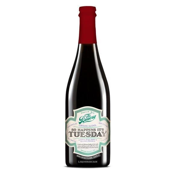 The Bruery So Happens It's Tuesday / Batch No. 1731 / Tonnellerie Rue 3PK