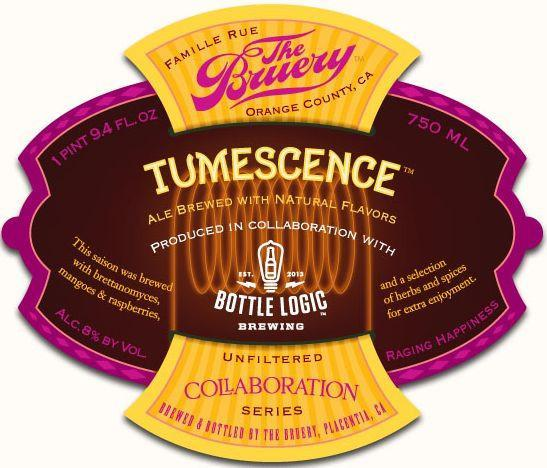 The Bruery Tumescence Farmhouse Ale