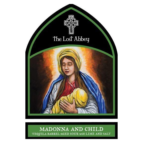 The Lost Abbey Madonna and Child Ale Tequila Barrel-Aged Sour