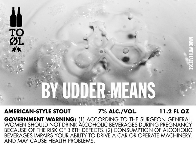 To Ol By Udder Means American Stout