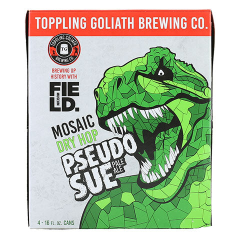 Toppling Goliath Mosaic Dry Hop Pseudo Sue