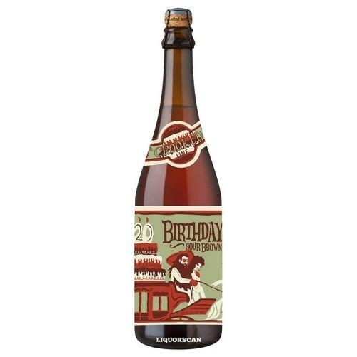 Uinta 20th Anniversary Birthday Suit Sour Ale