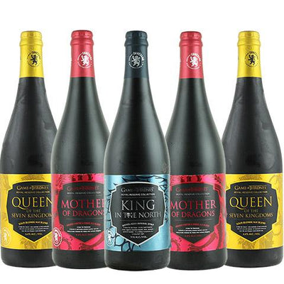 "Ommegang Game of Thrones ""The Winds of Winter"" Bundle"