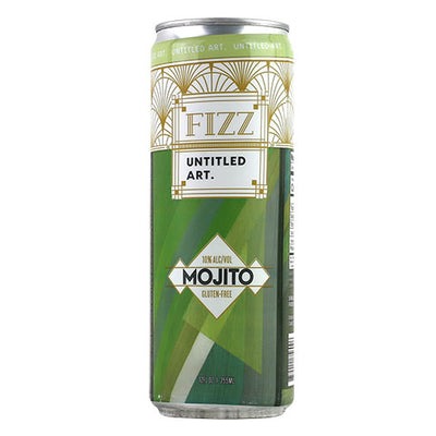 Untitled Art Fizz Mojito Seltzer