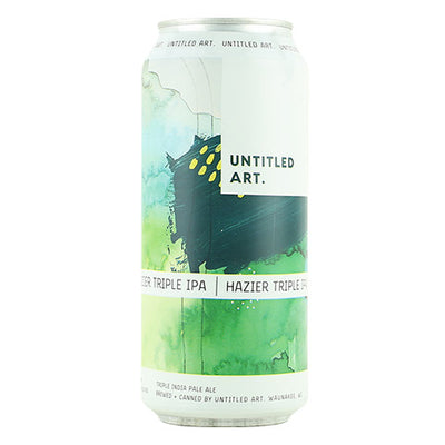 Untitled Art Hazier Triple IPA