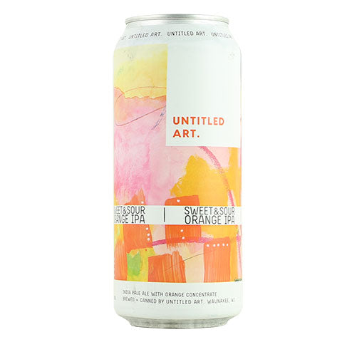 Untitled Art Sweet & Sour Orange IPA