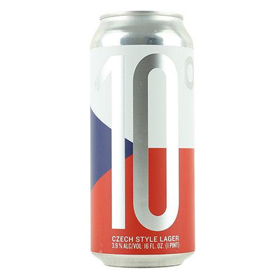Urban Roots 10 Degrees Pilsner