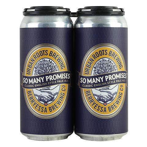 Urban Roots / Berryessa So Many Promises Pale Ale