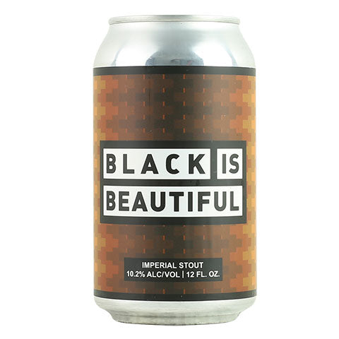 Urban Roots Black is Beautiful Imperial Stout
