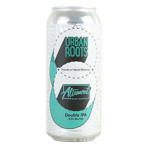 Urban Roots / Smokehouse Friends w/ Social Distances Double IPA