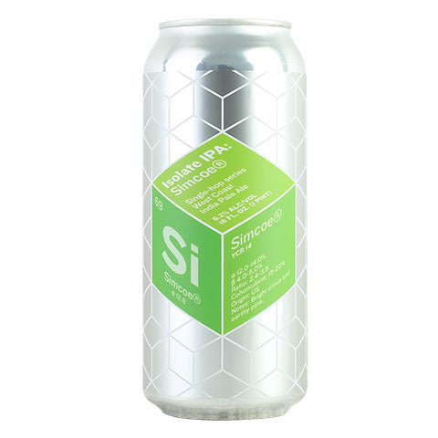 Urban Roots Isolate IPA: Simcoe IPA