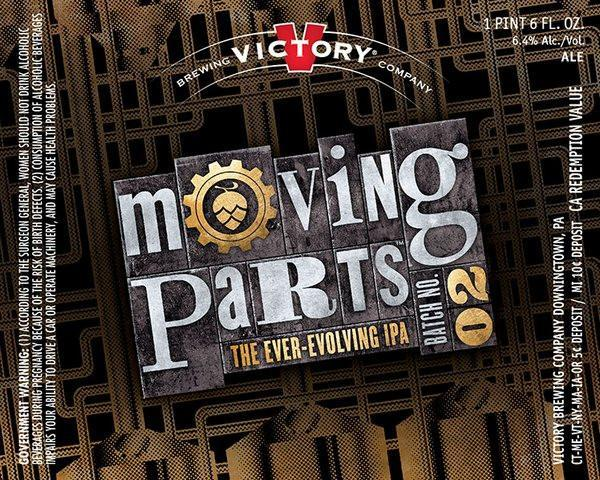 Victory Moving Parts Batch No. 2 IPA