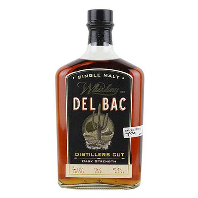 whiskey-del-bac-distillers-cut-cask-strength-single-malt-whiskey
