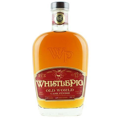 whistlepig-old-world-rye
