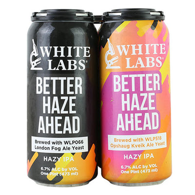 White Labs Better Haze Ahead Hazy IPA