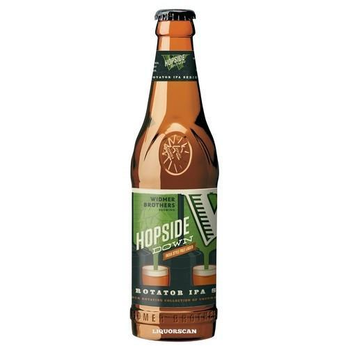 Widmer Brothers Hopside Down IPL