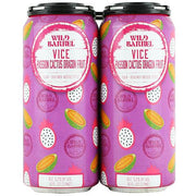 Wild Barrel San Diego Vice with Passion Cactus Dragon Fruit