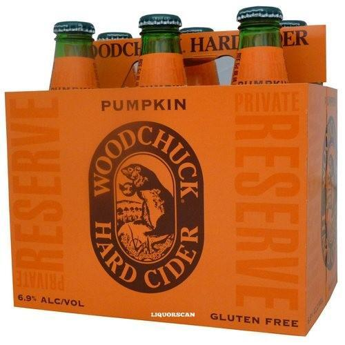 Woodchuck Private Reserve Pumpkin Hard Cider