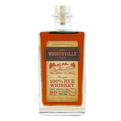Woodinville Straight Rye Whiskey