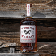 Wyoming Double Cask Straight Bourbon Whiskey