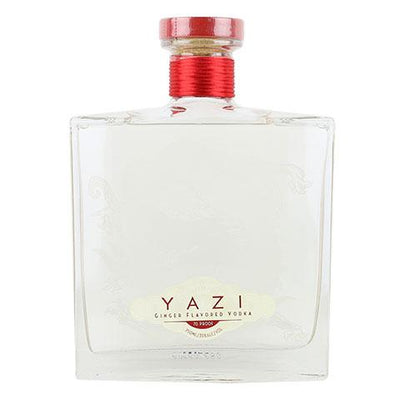 yazi-ginger-flavored-vodka