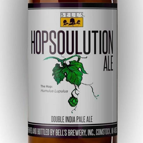 Bell's Hopsoulution Imperial IPA
