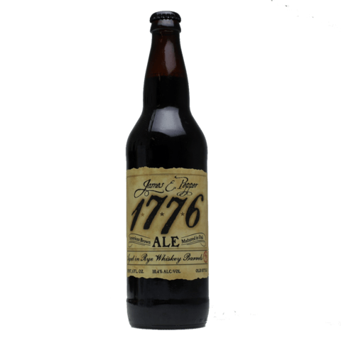 James E. Pepper 1776 Ale Aged in Rye Whiskey Barrels
