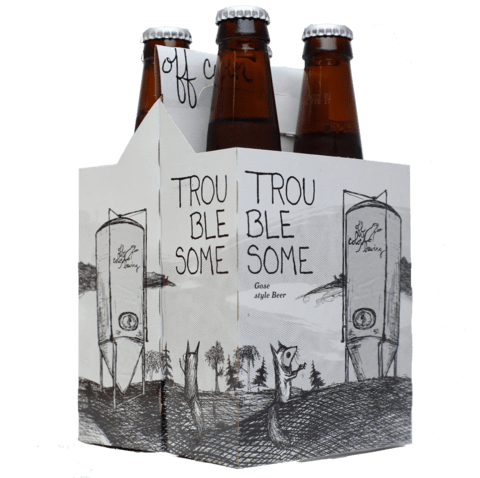 Off Color Troublesome Gose