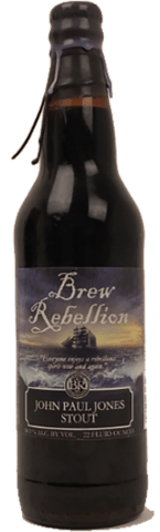 Brew Rebellion John Paul Jones Stout