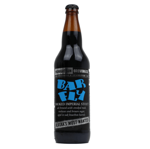 Midnight Sun Barfly Bourbon Barrel Aged Smoked Imperial Stout