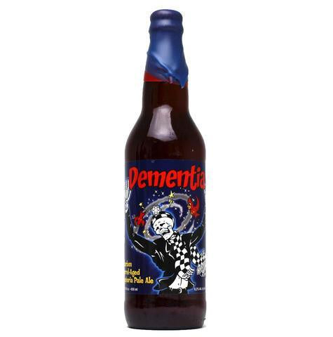 SKA Dementia Aged and Confused Bourbon Barrel Aged Pale Ale