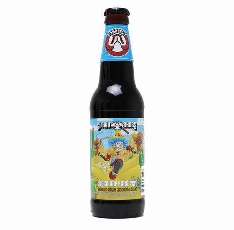 Clown Shoes Chocolate Sombrero Mexican Imperial Stout