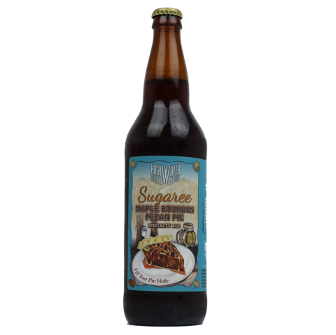 High Water Sugaree Maple Bourbon Pecan Pie