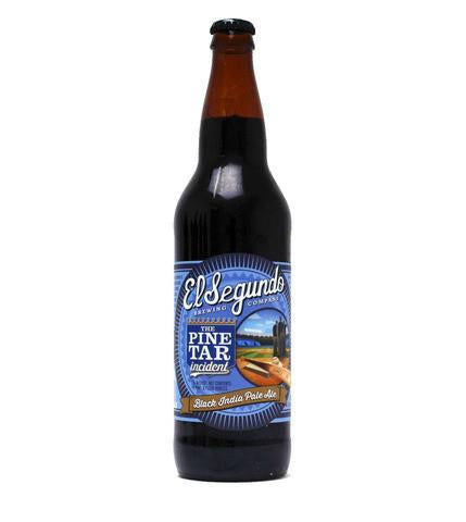 El Segundo The Pine Tar Incident Black IPA