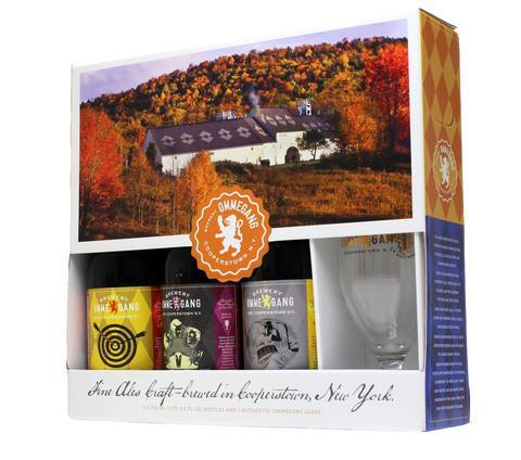 Ommegang 2016 Gift Pack (Three Philosophers with Strawberry & Cranberry)