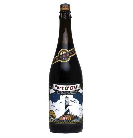 Uinta Port O'Call Port Wine Barrel-Aged Belgian-Style Dark Ale