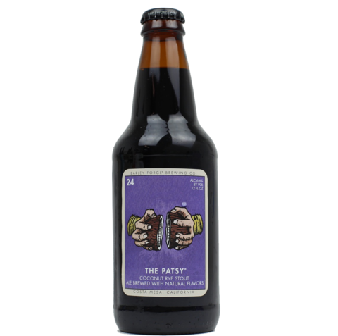 Barley Forge The Patsy Rye Coconut Stout