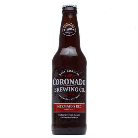 Coronado Mermaid's Red Ale