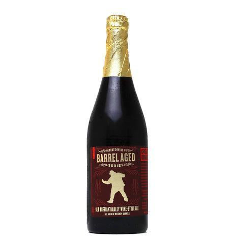 Great Divide Barrel-Aged Old Ruffian Barley Wine
