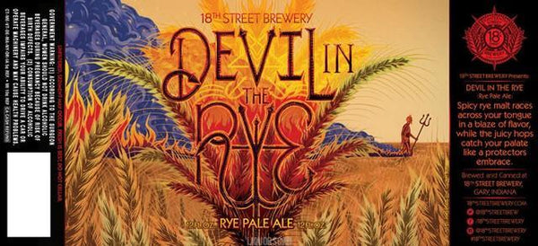 18th Street Devil in the Rye