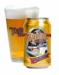Tailgate Black Top Blonde Ale