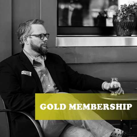 Gift Membership (12 months) - Fred Minnick Whiskey Club Gold